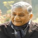 General V. K Singh