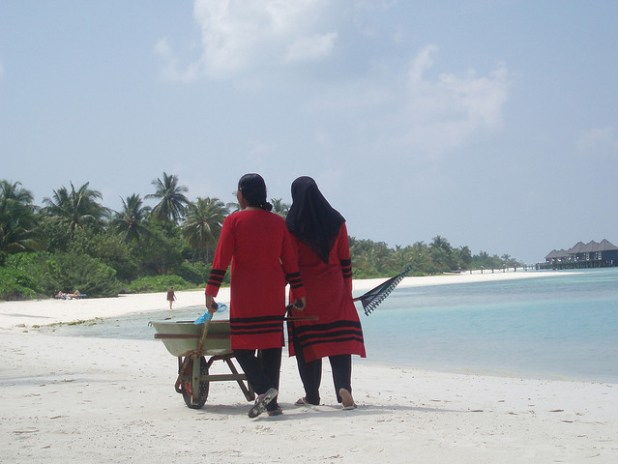Maldives is failing to close the gender gaps preventing the country from achieving gender equality – one of the two remaining development goals the Maldives is yet to reach before 2015. (Photo by Tiffany Terry, Creative Commons License)