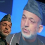 President Karzai has been dragging his feet on signing the BSA. (by World Economic Forum, Creative Commons License)