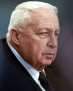 Allegations of atrocities had followed Sharon from 1953 to his grave. (File photo)