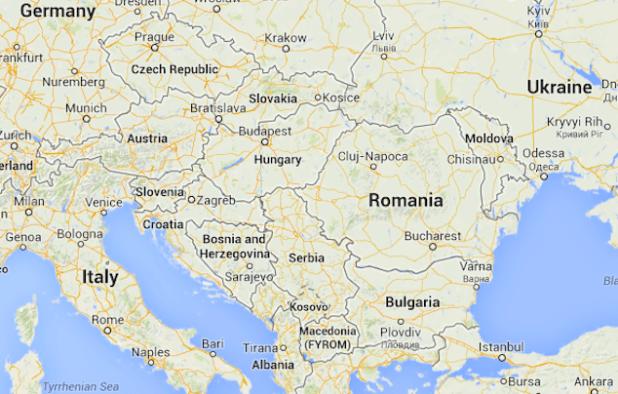 (Via Google maps)