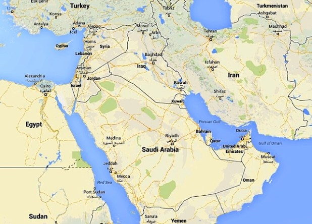 (Image via Google map)