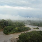 A view of Ecuadorian Amazon. (Photo by Dallas Krentzel, Creative Commons License)