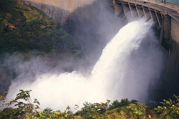 Nepal's hydropower potential is estimated to be about 80,000 MW, of which only 700 MW has been exploited. (Photo by Global Water Partnership, via thethirdpole.net)