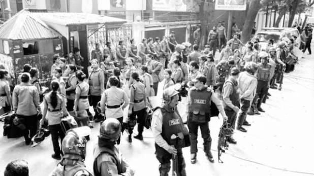 Bangladesh's government shouldn't act as a bully. (Photo by Rajib Dhar, via Dhaka Tribune)