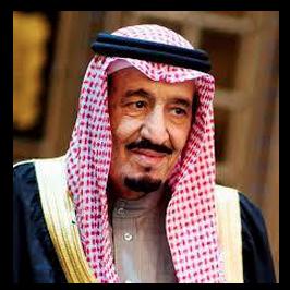 King Salman bin Abdul Aziz.