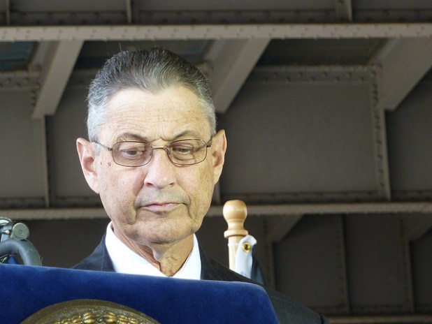 Sheldon Silver became Speaker of the New York State Assembly in 1994. (Photo by Azi Paybarah, Creative Commons License)