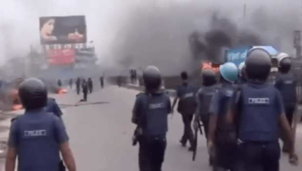 Bangladesh has seen unprecedented increase in political violence since Prime Minster Hasina Wajid was reelected in an election, widely seen as fraudulent.