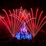 Fireworks at Disney world in Orlando. (Photo by Mark Willard, Creative Commons License)