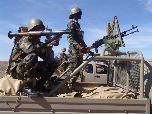 The Mauritanian army recently conducted a major counter-terror operation in Mali. (Photo by Magharebia, Creative Commons License)