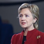 Will Clinton's more muscular alternative be the future of U.S. foreign policy if the Democrats hold on to the Oval Office in 2016? (Photo by Marc Nozell, Creative Commons License)