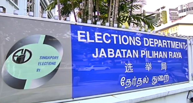 Holding elections in 2015 is particularly advantageous for the incumbent People's Action Party. (Photo via video stream)