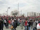 3 Public Squares Drive the Political Life in Benghazi