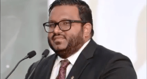 Vice President Ahmed Adeeb was impeached on 5 November 2015.