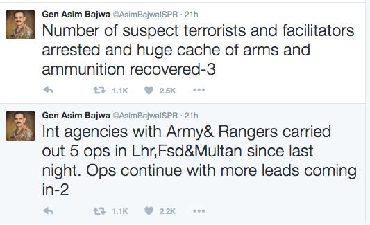 Bajwa tweet