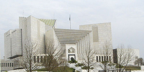 The Supreme Court of Pakistan building in Islamabad, which is focus of one of Pakistan most significant legal case. (Photo by ImposterVT, Creative Commons License)