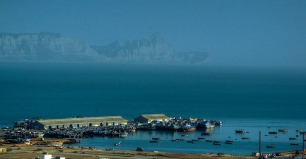 Gwader, the heart of China-Pakistan Economic Corridor. (Photo by umairadeeb, CC license)