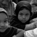 Hashimiah Orphans Madrasah at Pasar borong Selayang, housing Rohingya Muslim girls. (Photo by Firdaus Latif, Wikimedia Commons)