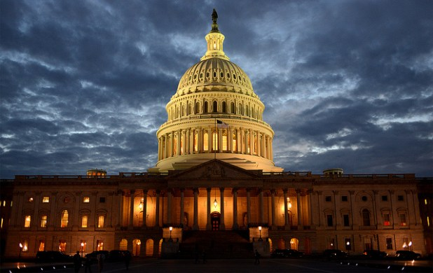Even if Congress follows the spending levels set by the existing budget deal, a shutdown is still possible. (Photo by Stephen Melkisethian, CC license)