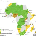 16% of Africa's land is arable, the largest share in the world. (Photo via Mo Ibrahim Foundation, CC license)
