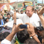 Former Prime Minster Nawaz Sharif is being accused of using street power to influence the Pakistan's Supreme Court decision that disqualified him and sent him packing.