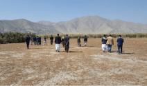 Climate Change And A Dry Kabul Wetland