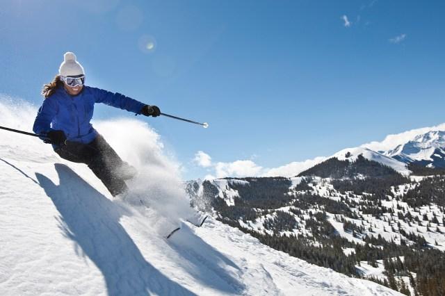 Skiier_Telluride