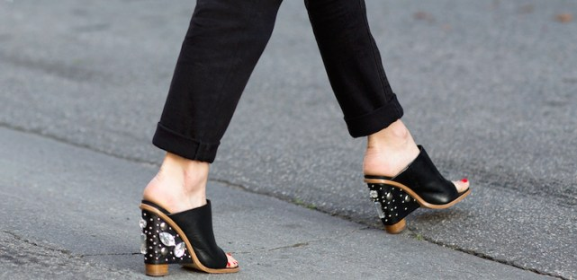 Footwear Trends 2015