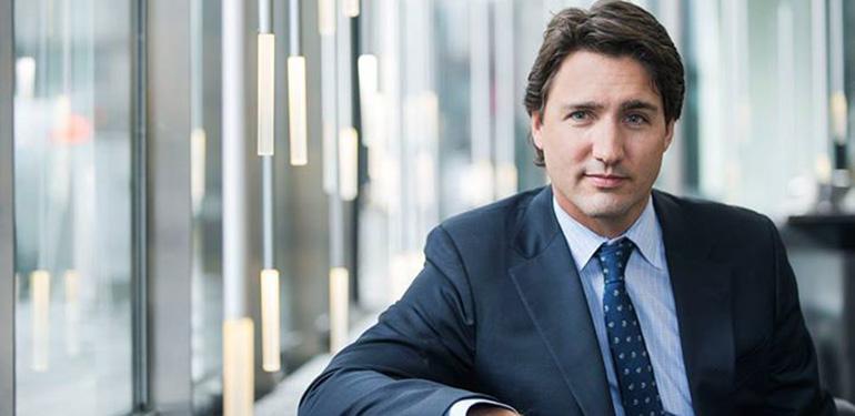 Justin Trudeau Hair