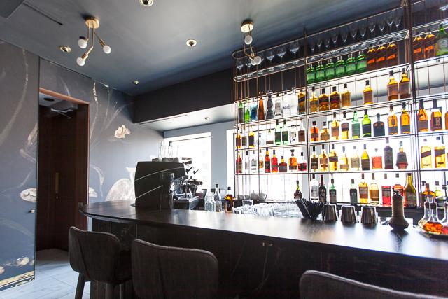The bar at ALO (Image: Libby Roach)