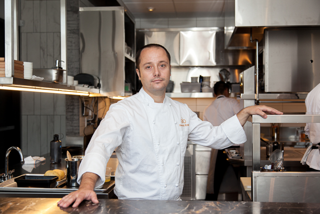 Chef Patrick Kriss (Image: Libby Roach)