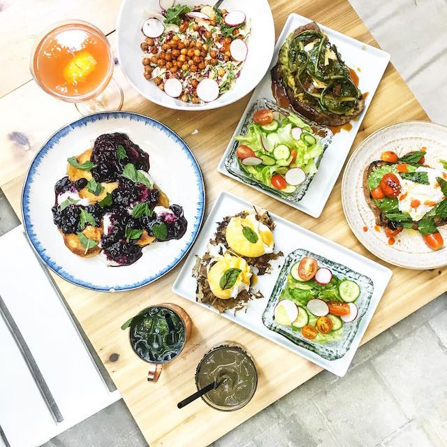 where to eat during TIFF
