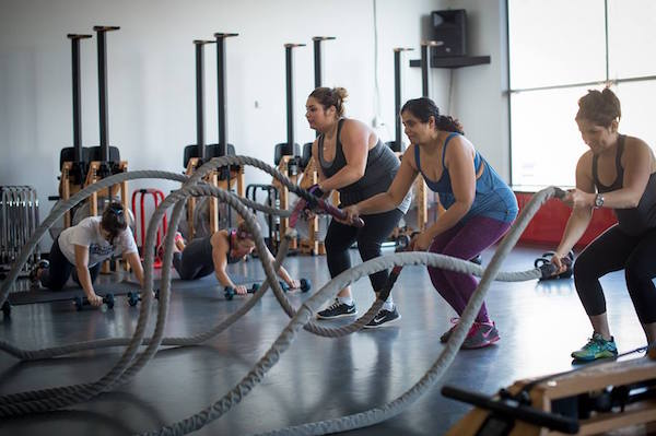 FIT Circuit at Coach J Fitness (Image: Facebook/Coach J Fitness Studio)