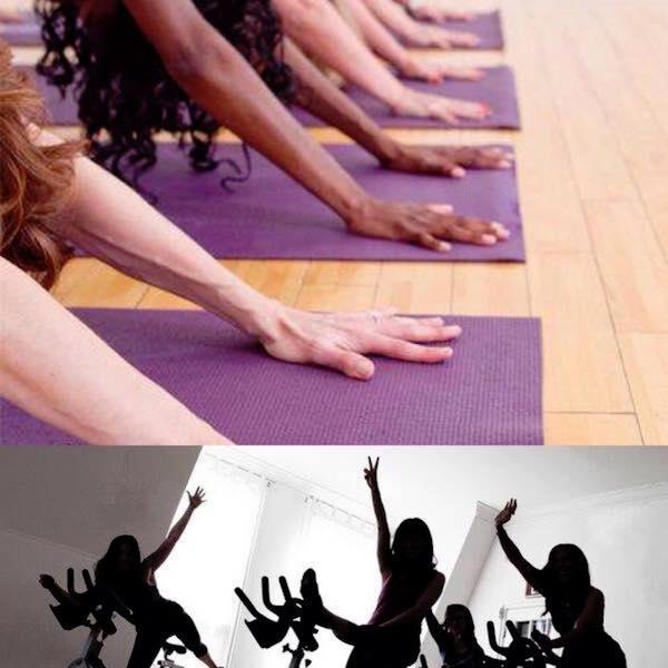 (Image: Facebook/Spynga Cycle Yoga Strength)