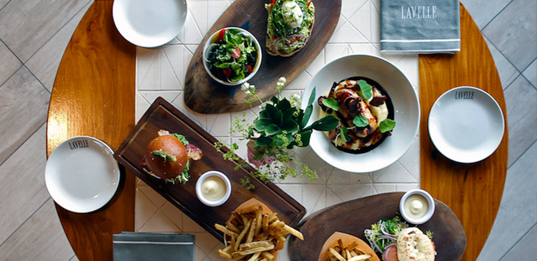 lunch restaurants toronto