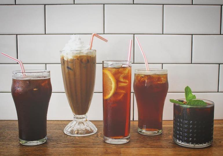 iced coffees in toronto