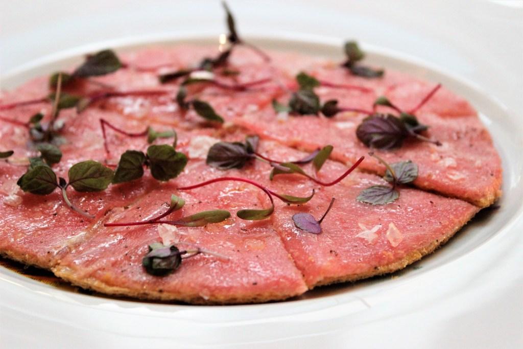 Signature Tuna Pizza