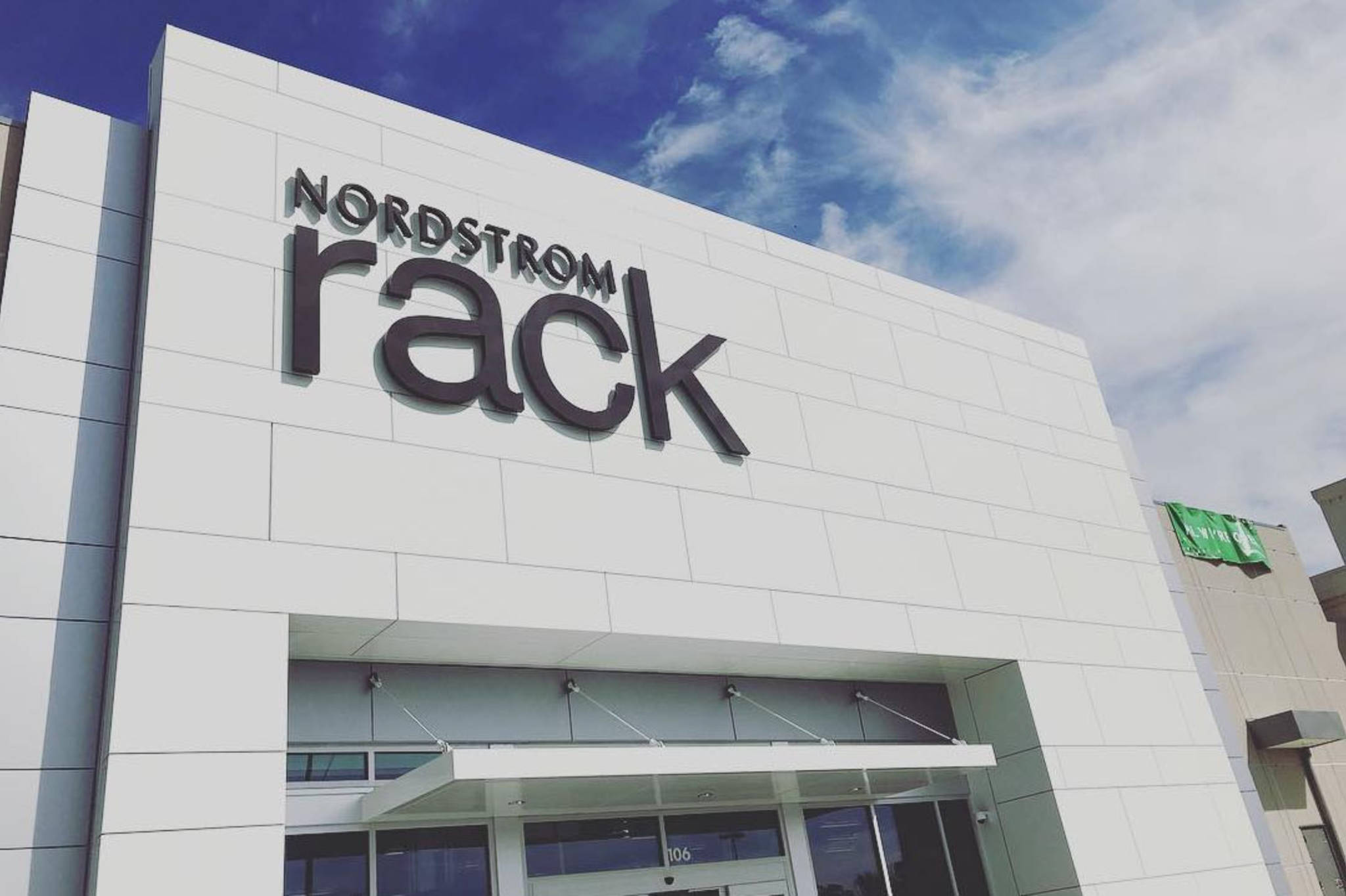Nordstrom Rack Grand Opening in Toronto