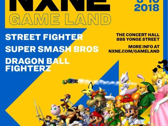 NXNE Game Land