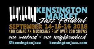 Kensington Market Jazz Festiva