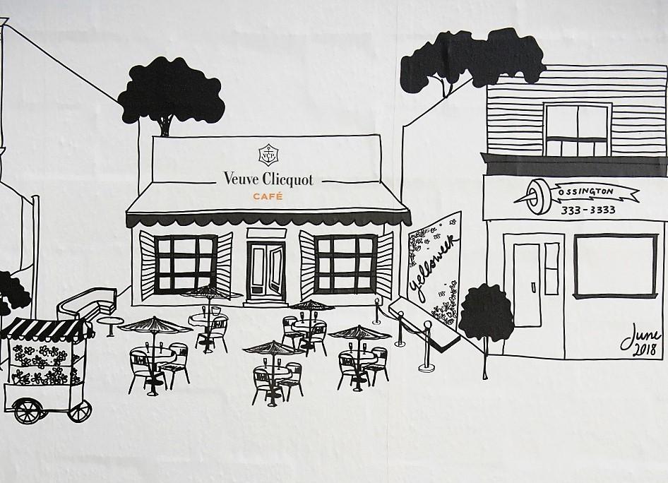 Veuve Clicquot Café