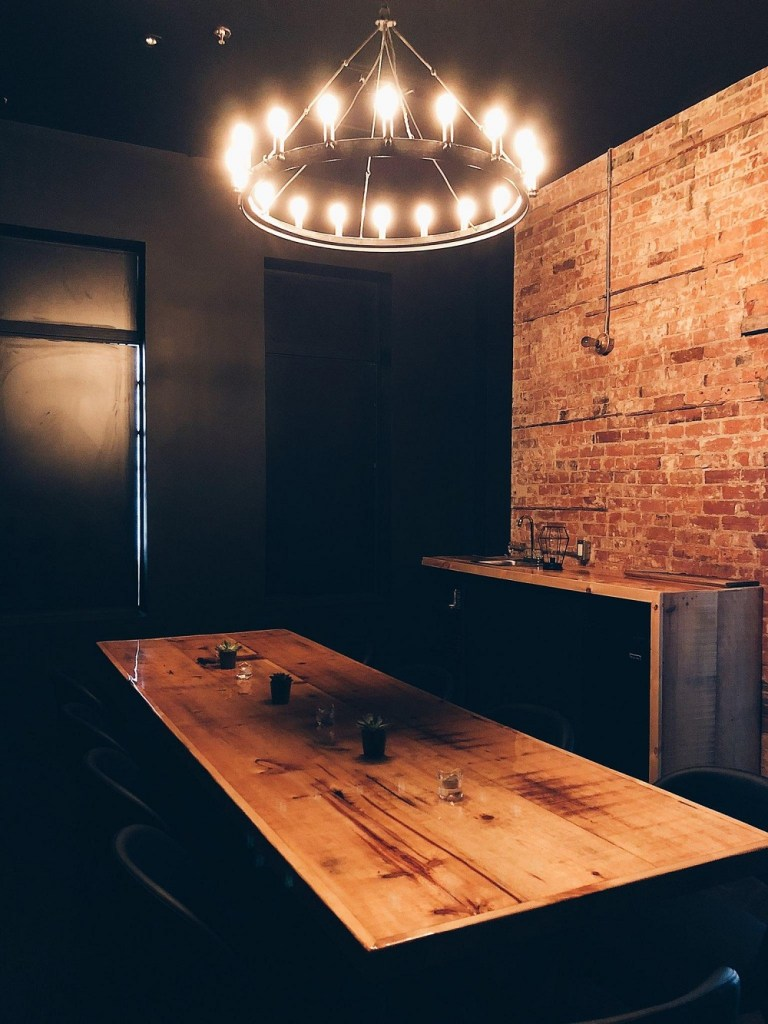 Private dining ossington OMAW
