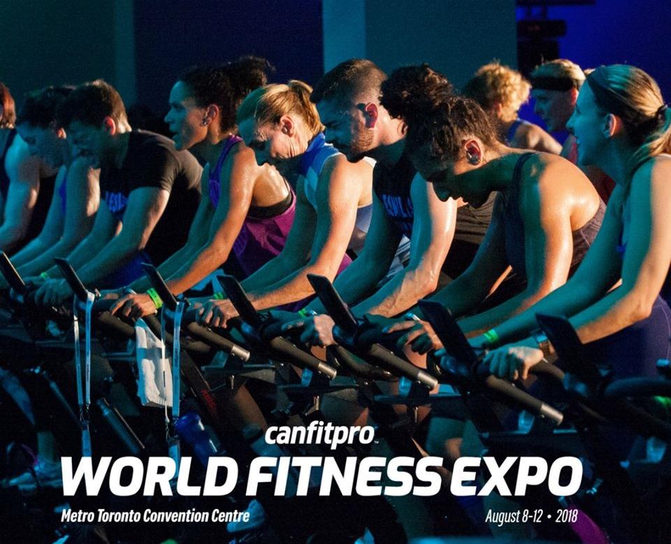 world fitness expo toronto