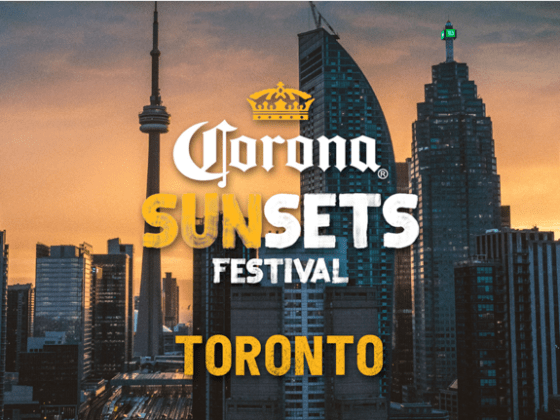 Corona Sunsets Festival Toronto