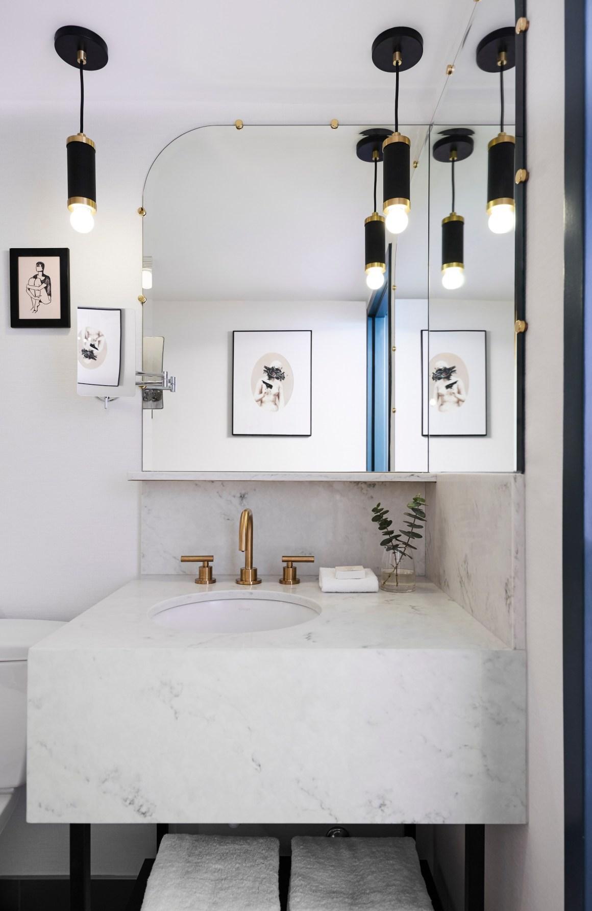 Kimpton Saint Geaorge Bathroom