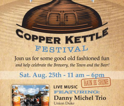 Copper Kettle Festival