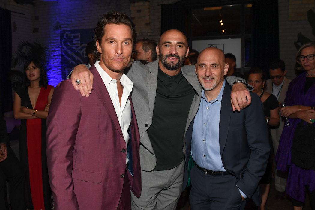 """TIFF 2018 - RBC Hosted """"White Boy Rick"""" Cocktail Party At RBC House Toronto Film Festival 2018 