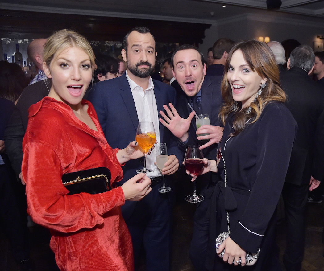 "TIFF 2018 - ""THE FRONT RUNNER"" Premiere Party Hosted By GREY GOOSE Vodka And Soho House 