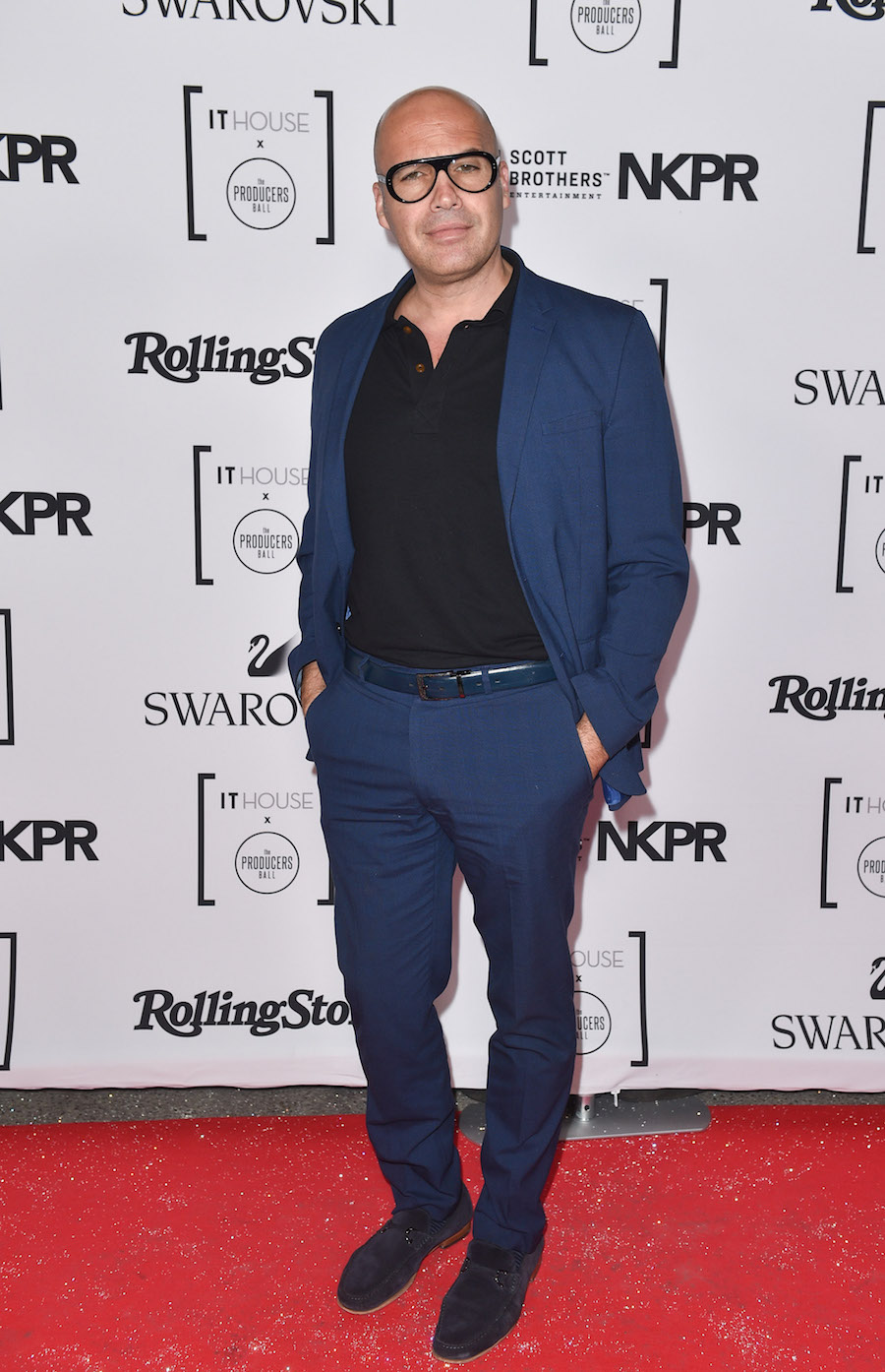 Billy Zane at the IT House x Producers Ball (Photo: Courtesy of NKPR) | View the VIBE