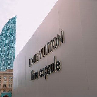 Louis Vuitton Time Capsule at Union Station - Toronto | View the VIBE